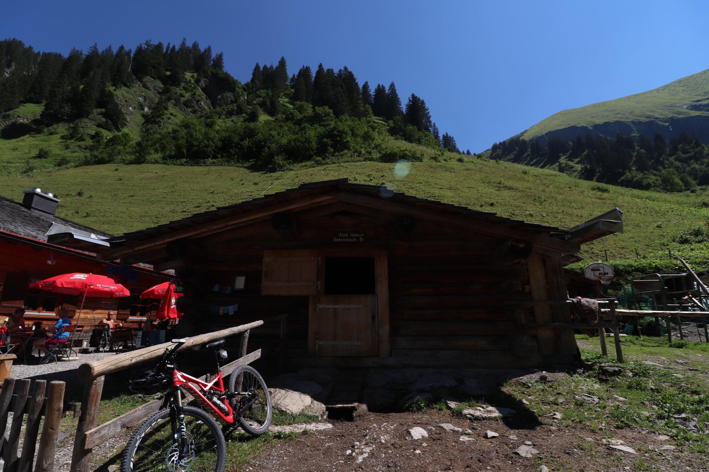 Dietersbach Alpe